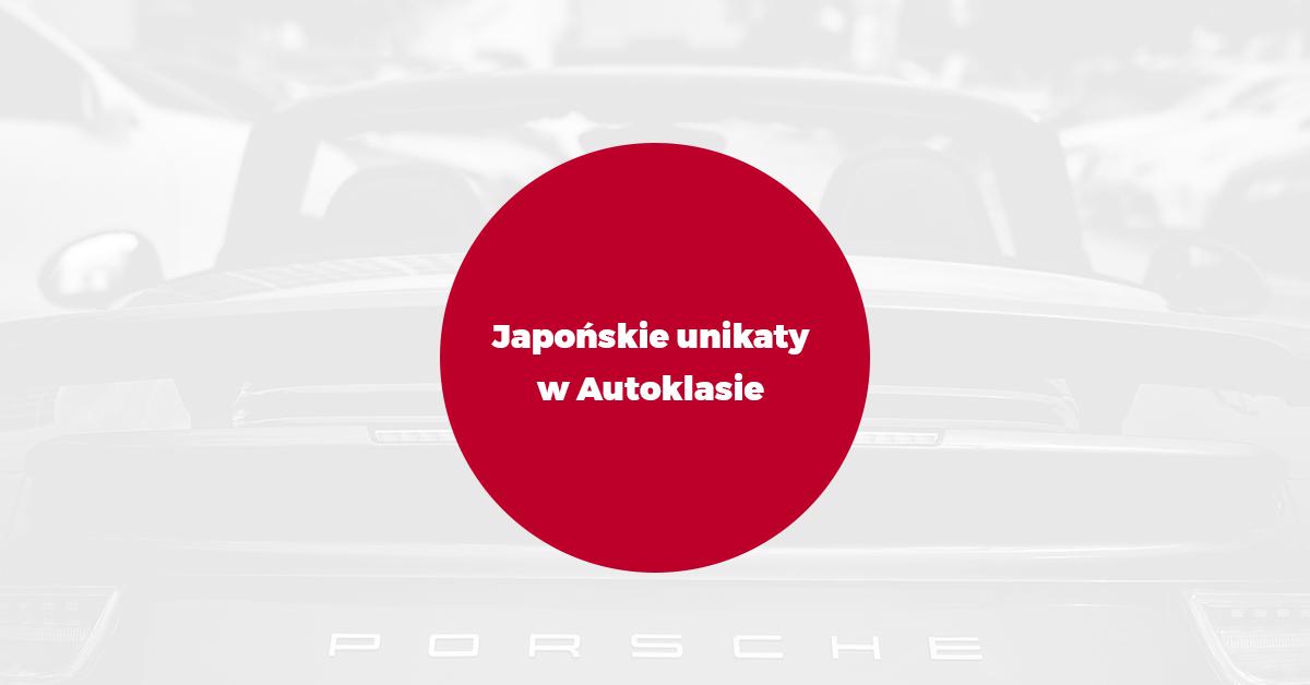 auta z japonii