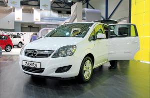 Opel Zafia B