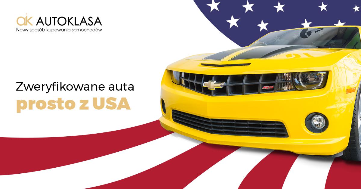 Samochody z USA - Sprowadzanie aut z USA